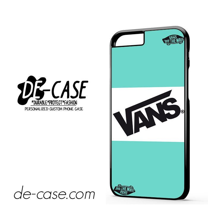 Vans Light Blue Style DEAL-11630 Apple Phonecase Cover For Iphone 6 / 6S