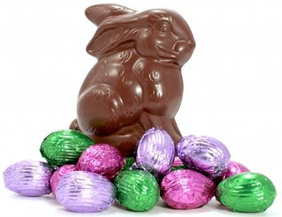 Green easter candy round up includes fair trade organic and easter negle Images