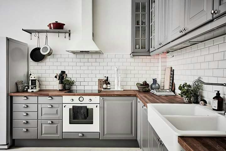 Browse Grey Kitchen Interior Designs And Ideas With Some Mind Blowing Kitchen  Designs Gallery In Gray Colour. Get Grey Kitchen Decorating Ideas And Tips.