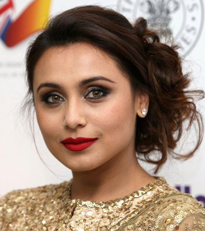 Rani Mukherjee's Makeup, Beauty And Fitness Secrets Revealed, Ask anyone and t...#beauty #fitness #m...