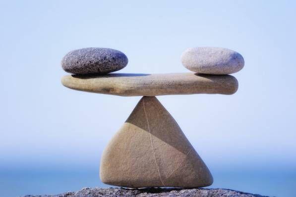 Balance... The key to a good life!