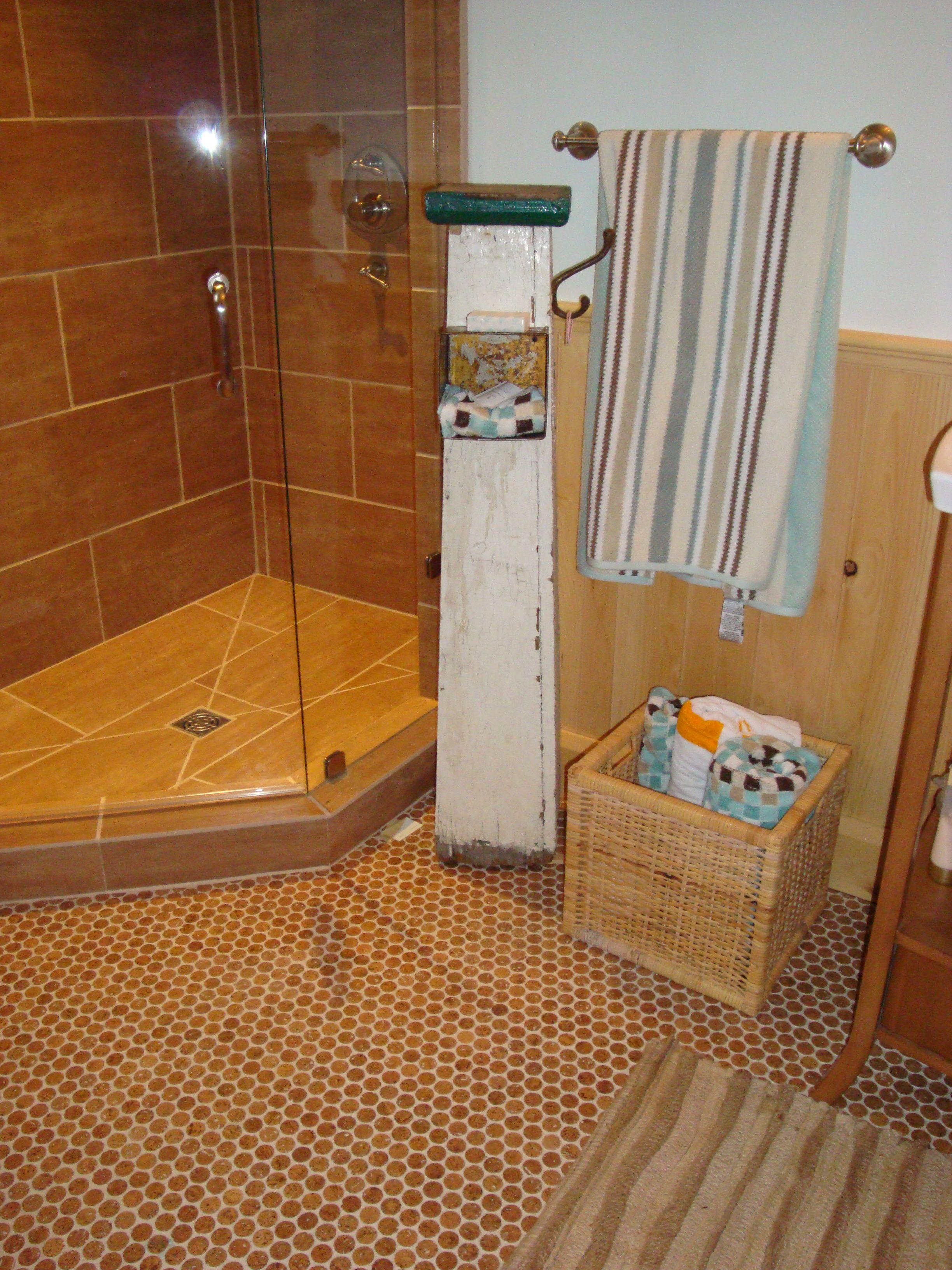 Cork Floor In Bathroom Eco Friendly And Durable Flooring