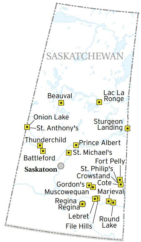 a map of the Saskatchewan residential schools Saskatchewan, place - copy manitoba birth certificate application