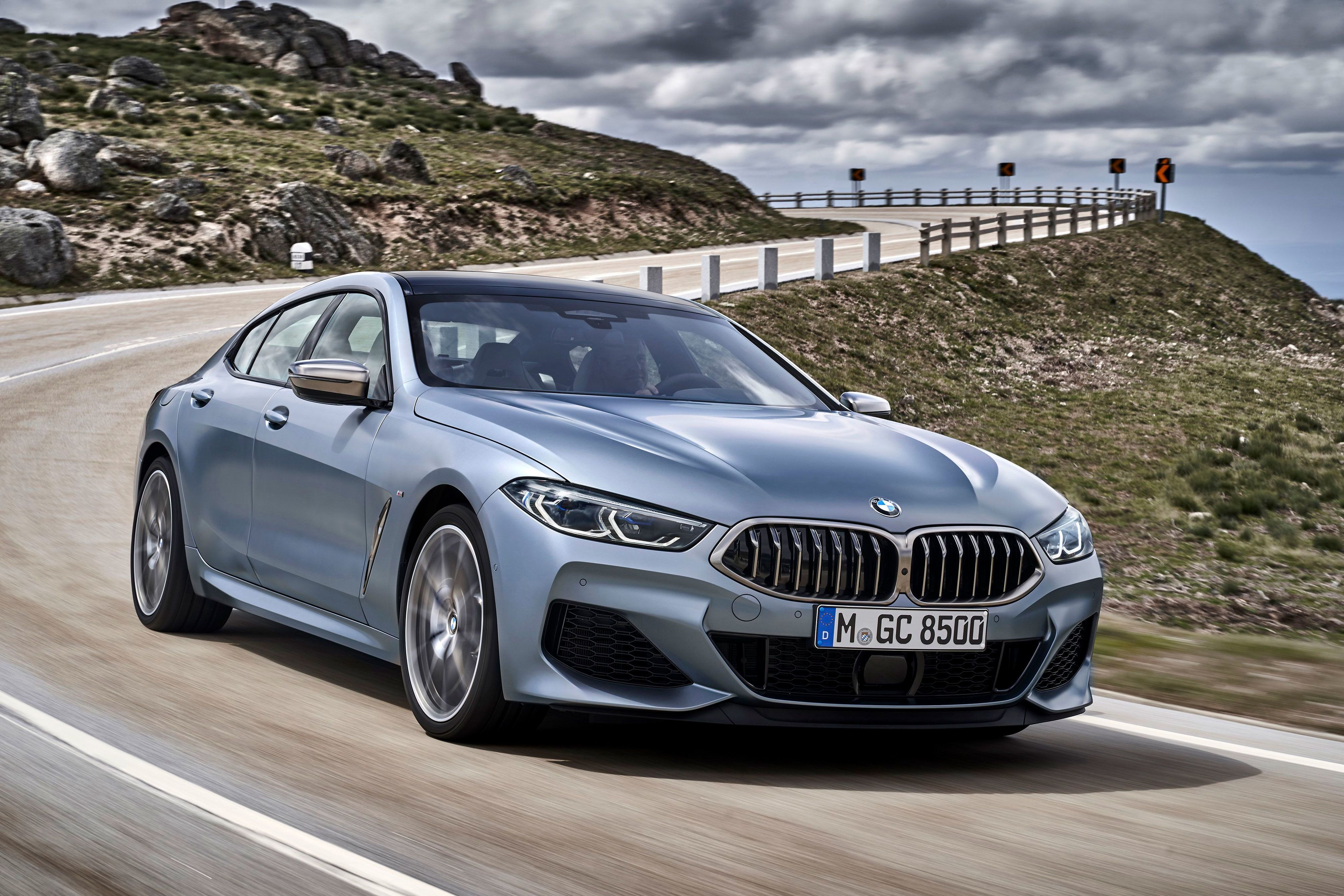 Bmw Debuts 4 Door 8 Series Gran Coupe With Entry Price Around 86000 New Bmw Bmw Gran Coupe