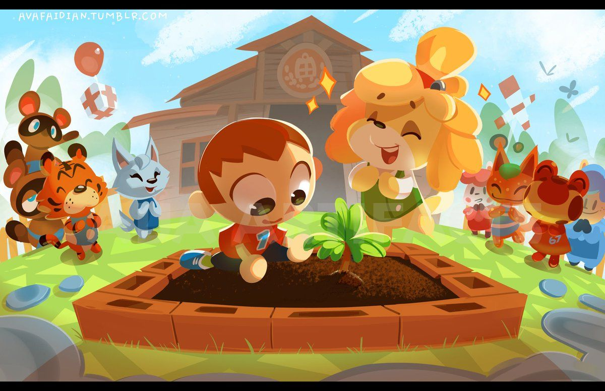 Want to learn a startling truth about Animal Crossing New ...