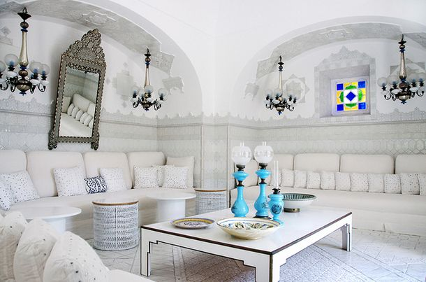 Franco Zeffirelli-Villa Tre Ville-Positano-Slim Aarons - Bing images
