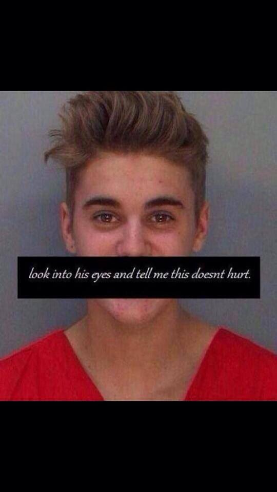I can tell he was just crying :'(