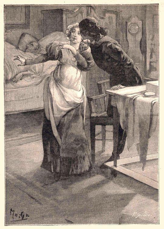 Alfons Maria Mucha / Henry de Brisay - L'Aventure de Roland