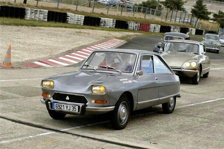 Citroën Ami 8 coupé