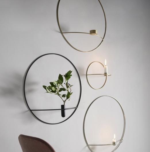 Pov Circular Vase Is A Light Smart And Playful Design Beautiful