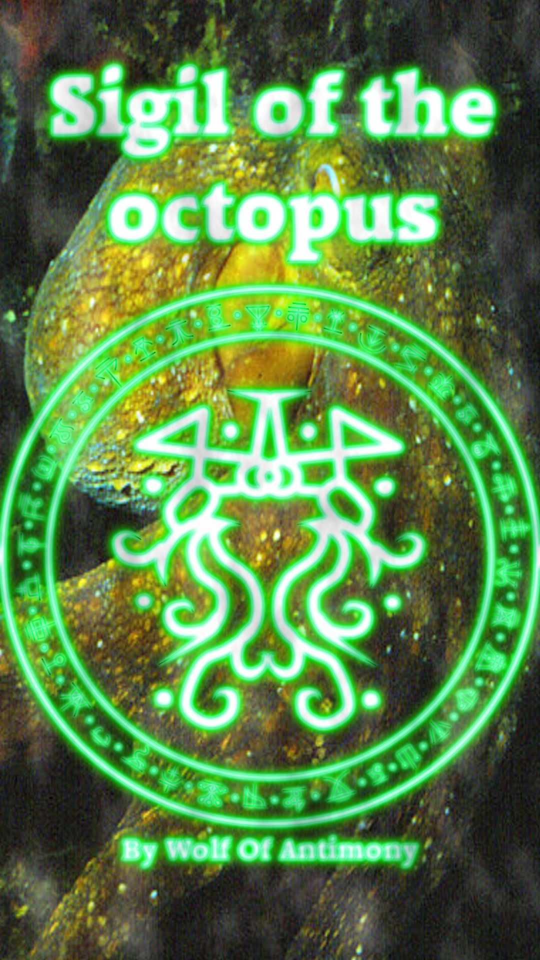 Sigil of the octopus