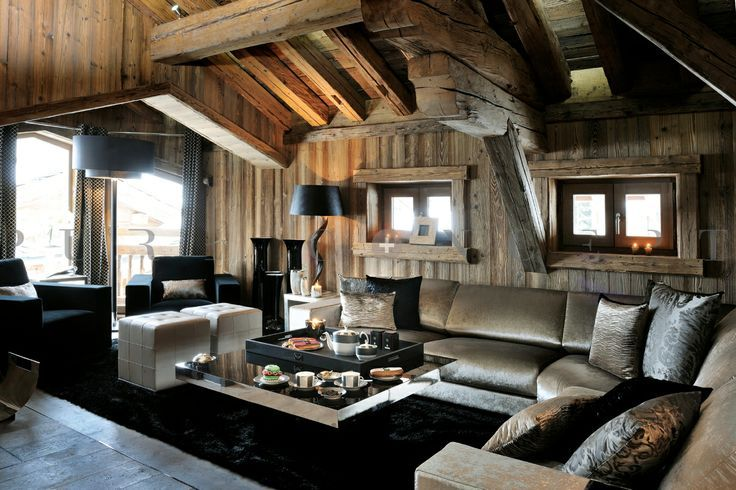 Chalet Brickell great room Megeve southeast France [736490] http://ift.tt/2dXtiQz