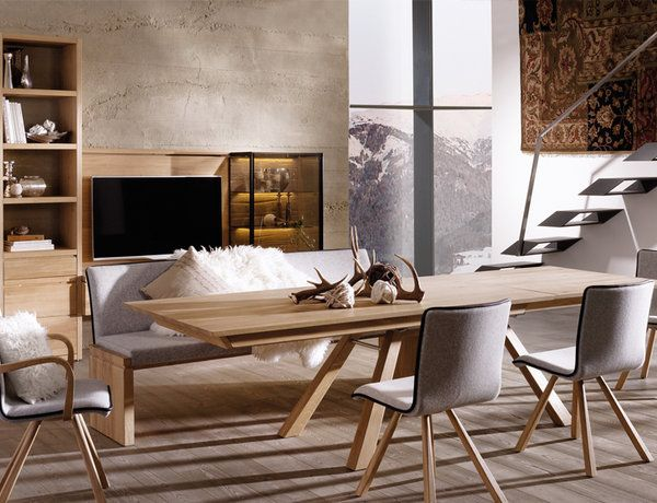 voglauer v loft speisezimmer wildeiche speisezimmer buffets pinterest esszimmer. Black Bedroom Furniture Sets. Home Design Ideas