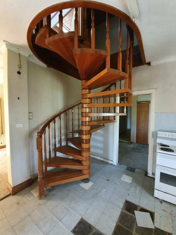 Best Spiral Staircase Solid Wood Building Materials Gumtree 400 x 300