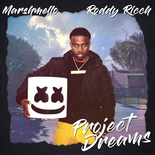 Roddy Ricch Wallpaper: Project Dreams By Marshmello On