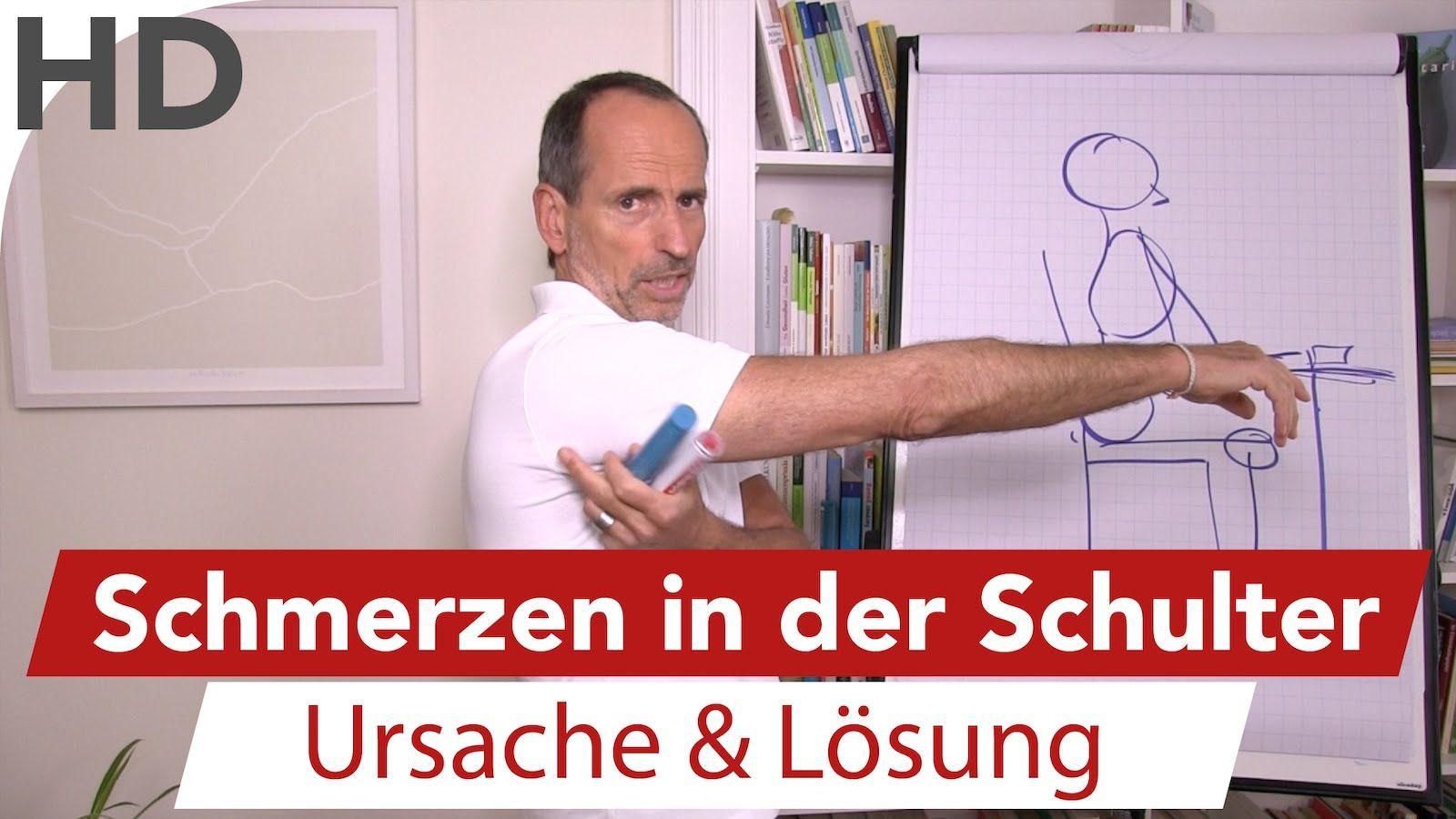 Schulterschmerzen // Wie entstehen Schmerzen in der..
