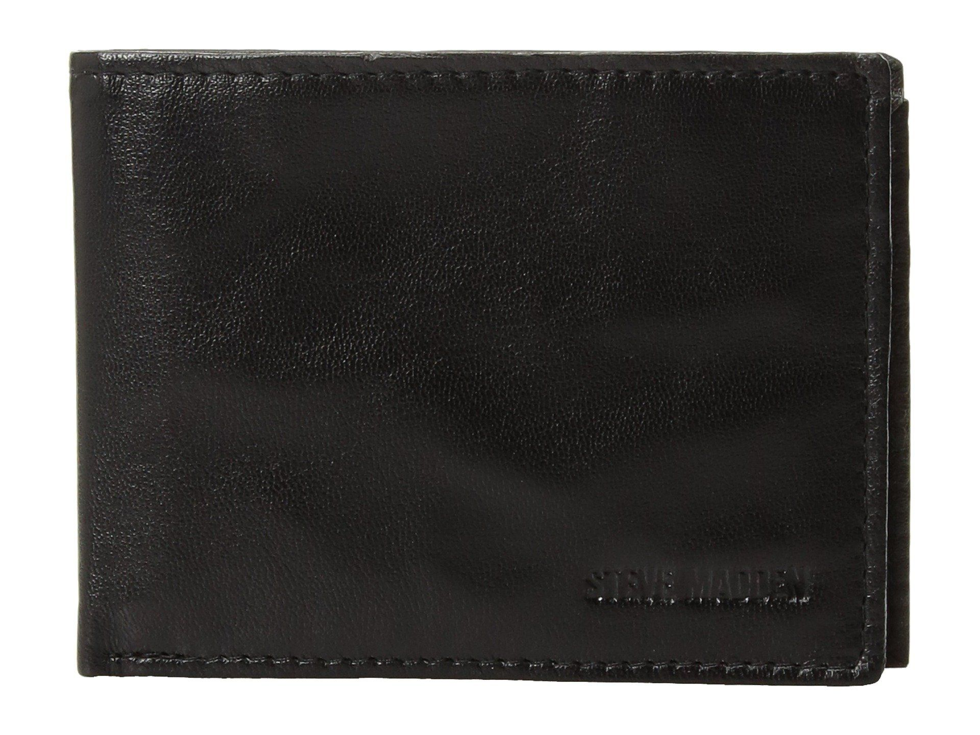 2305ba59f85 STEVE MADDEN Smooth Passcase.  stevemadden  bags  leather  wallet   accessories
