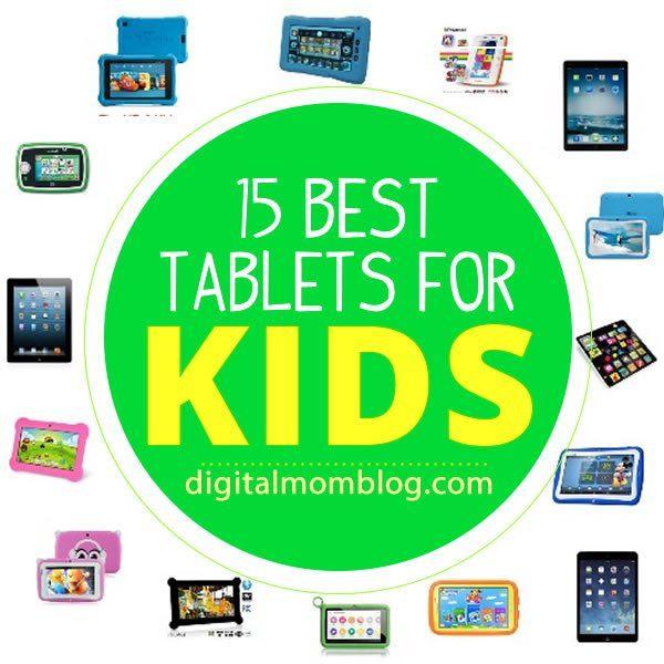 Best Tablets for Kids 2019 Best tablet for kids, Tablets