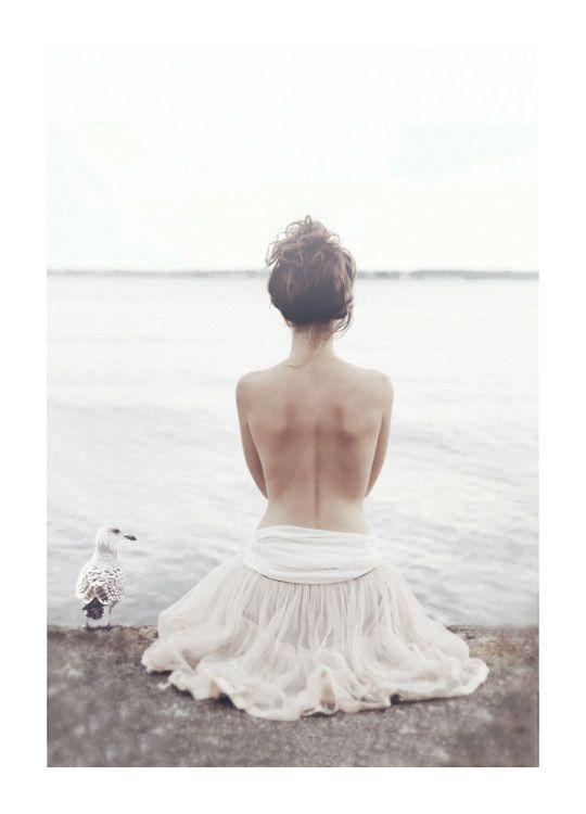 Tove Frank Ballerina, poster ryhmässä Julisteet  / Premium juliste @ Desenio AB (Pre010027)