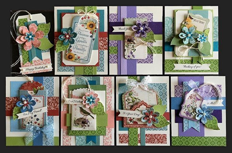 pocket  tags 2 alloccasion card kit  kim's card kits