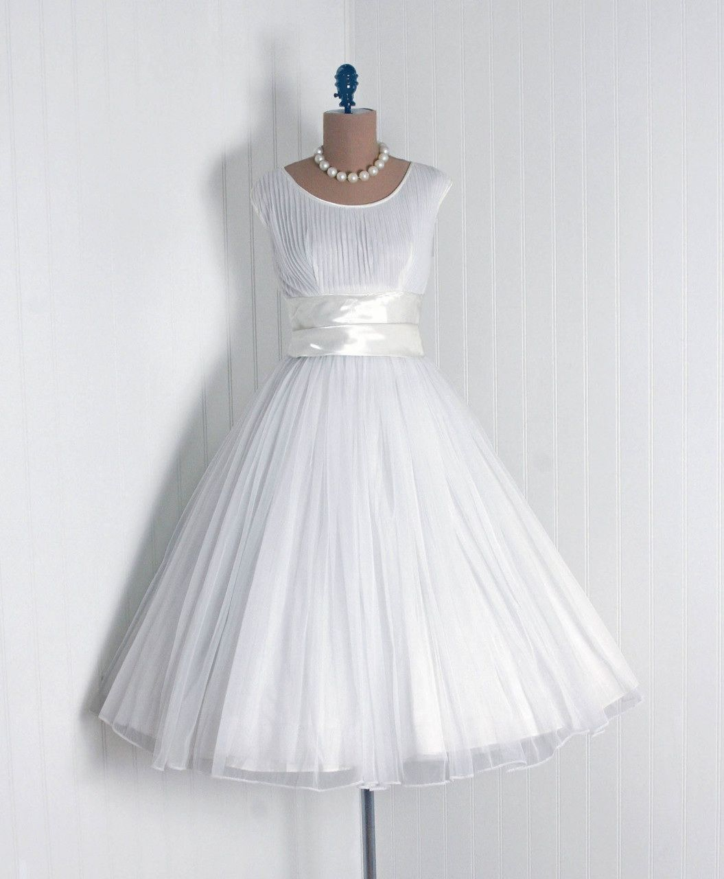 Wedding Dress - Emma Domb, 1950s