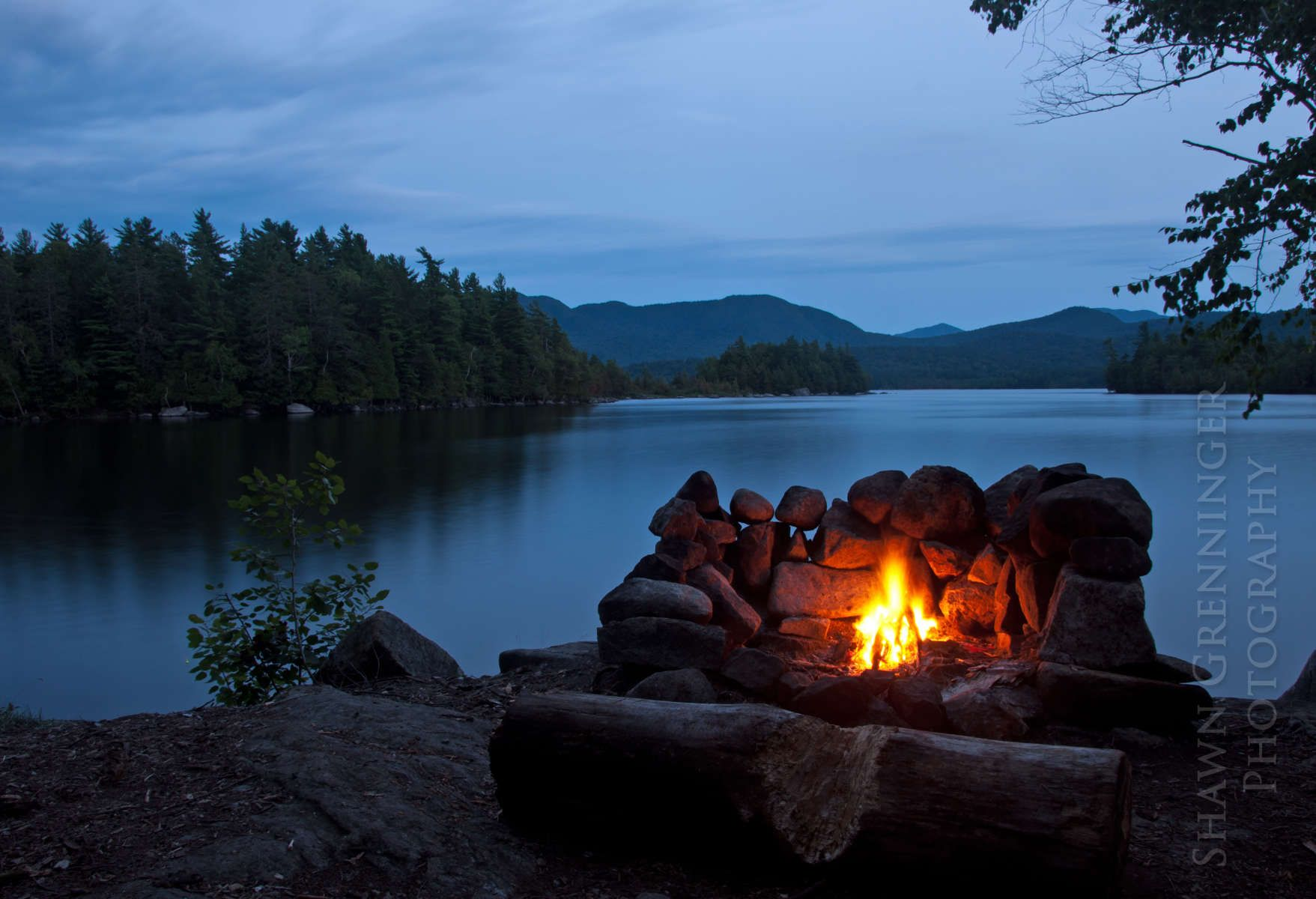 Saranac Lake Islands Campground | Amazing Places & Spaces