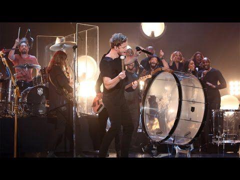 Imagine Dragons Perform 'I Bet My Life'