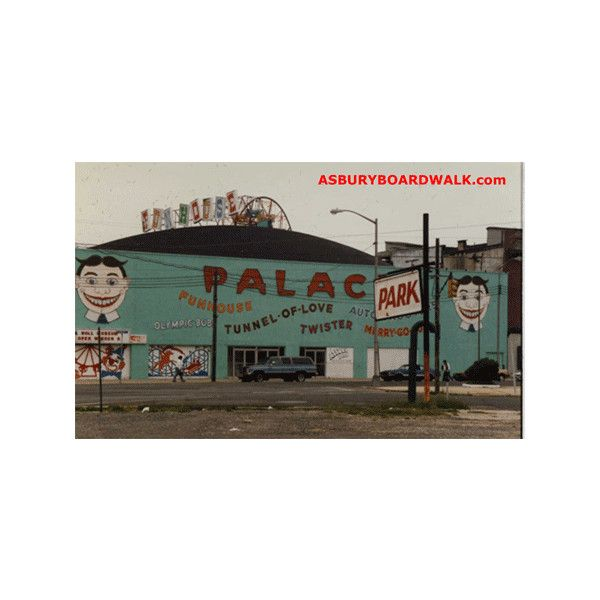 Palace Amusements Asbury Park Tillie Arcade Casino (With
