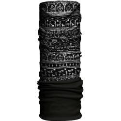 H.A.D. originals Multifunktionstuch Grand Canyon - Fleece: Brown, Größe - in Babylon - Fleece: Black