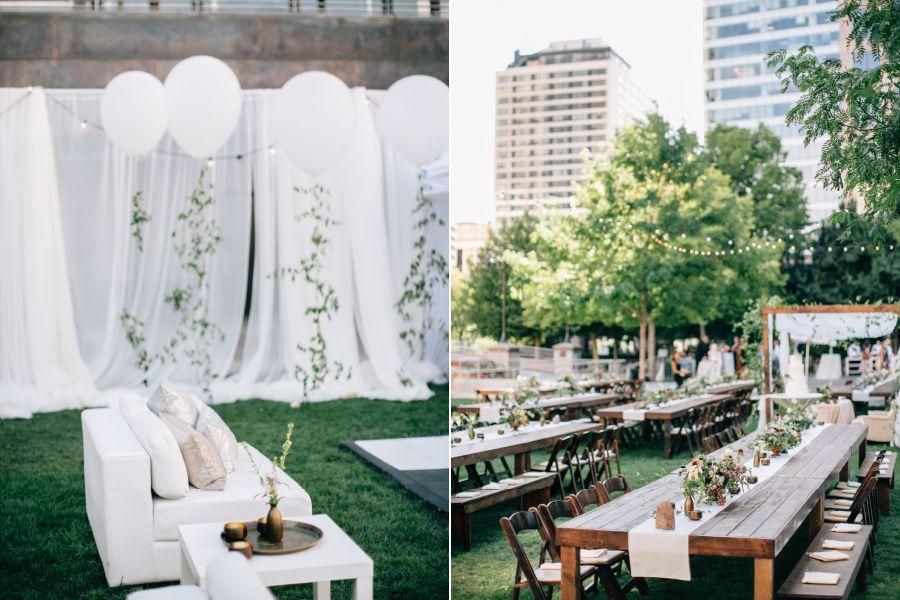 Gallivan Center Wedding Culinary Crafts Fuse Weddings Events Soil Stem