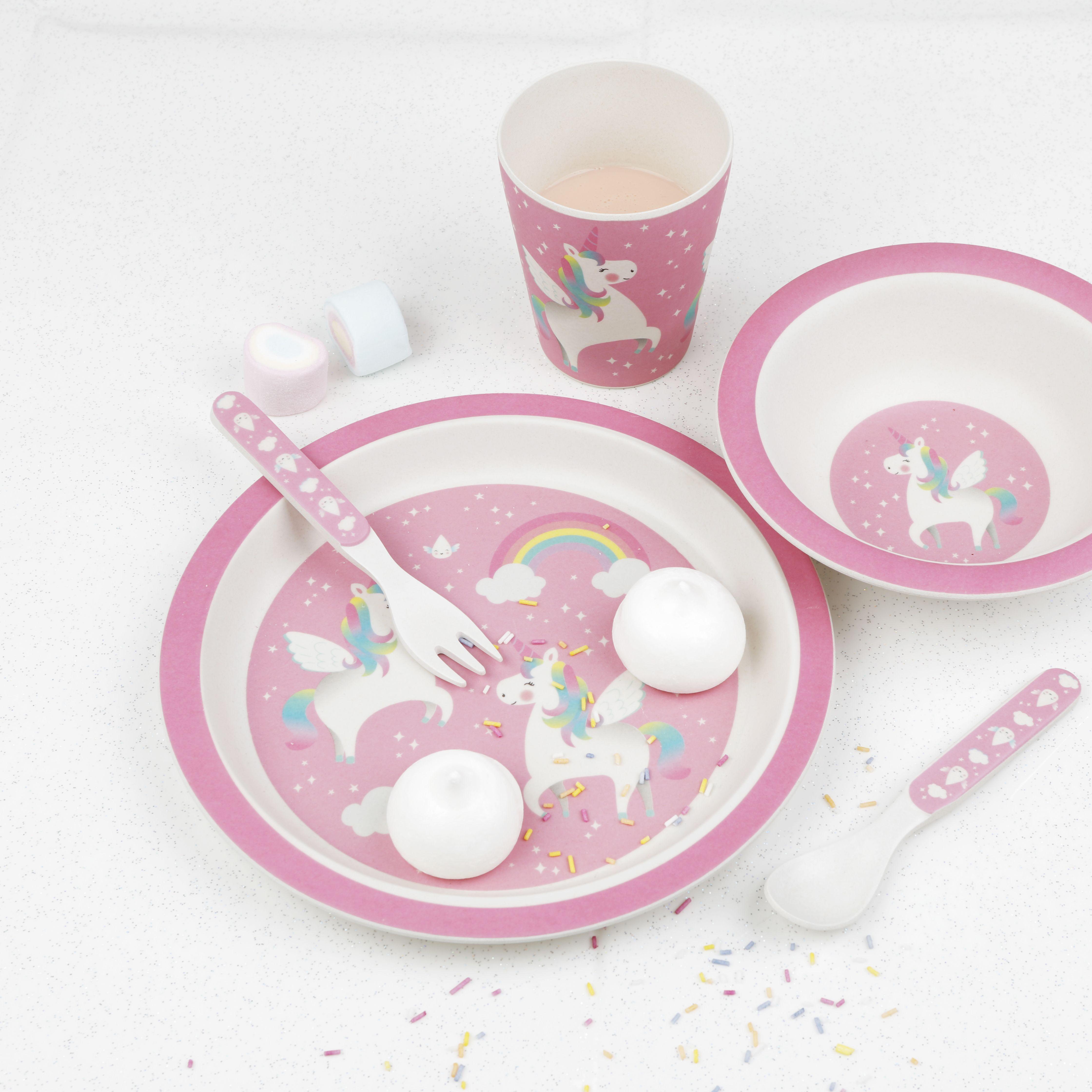 Sass /& Belle Childrens Dining Set