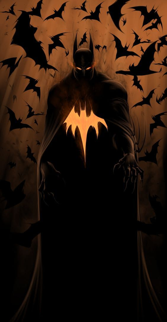18++ Batman fanart info