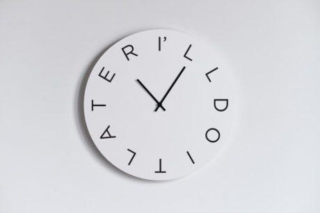 Moods-Wall-Clock-I039ll-Do-it-Later