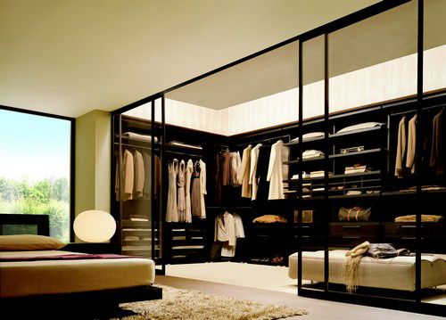 Bedroom With Walk In Closet Design New Huge Walk In Closetwhat Do You Think  For The Home  Pinterest 2018