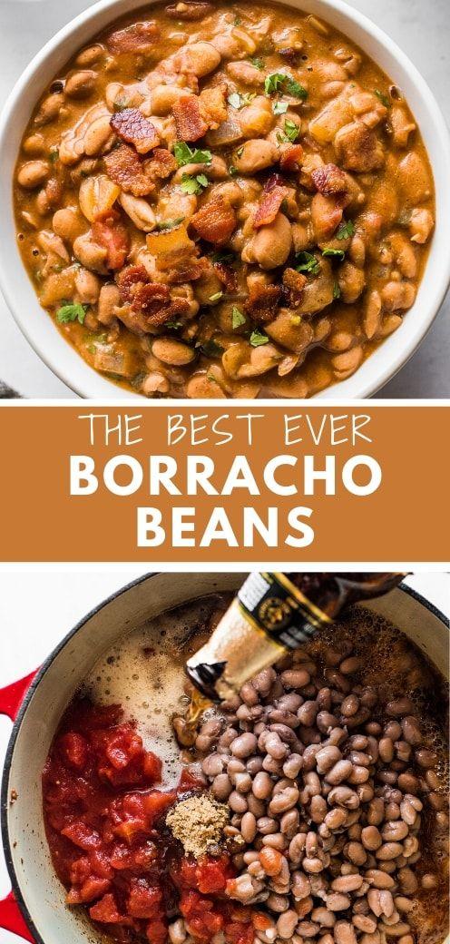 Borracho Beans (Frijoles Borrachos) | Recipe in 2020 (With ...