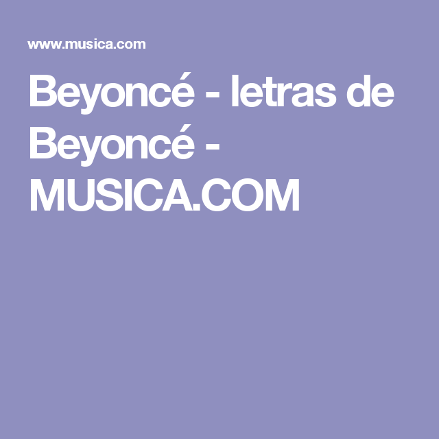 Videos beyonce single ladies letra español
