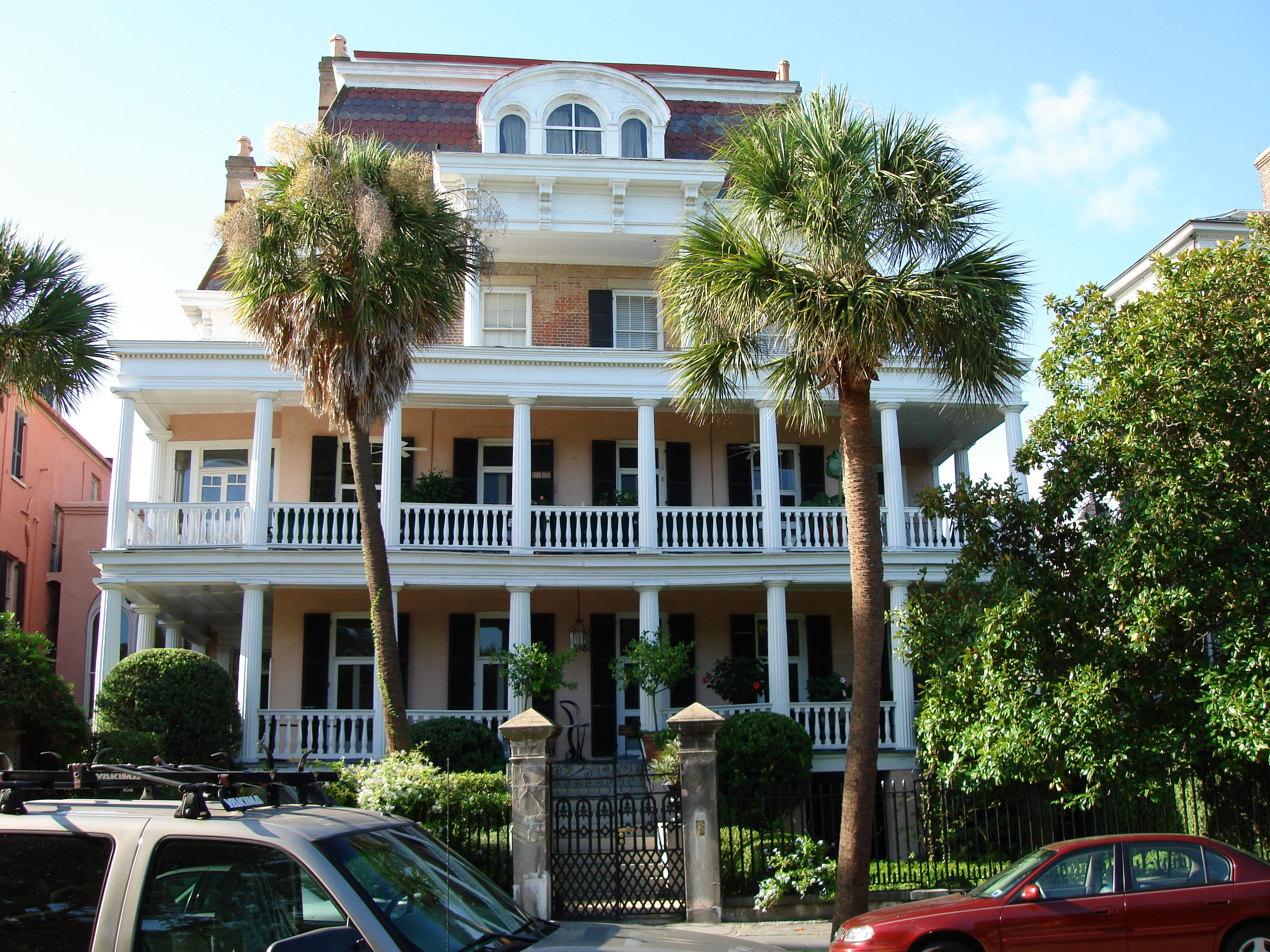 Battery Carriage House Inn Carriage House Inn South Carolina Charleston