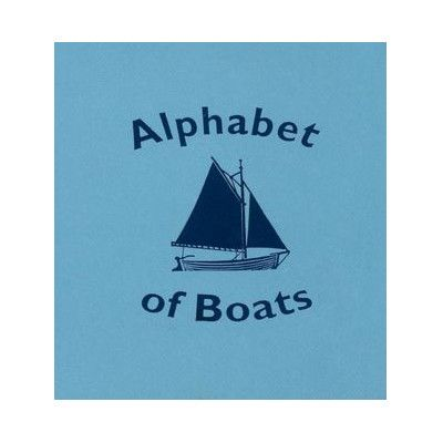 alphabet of boats by james dodds