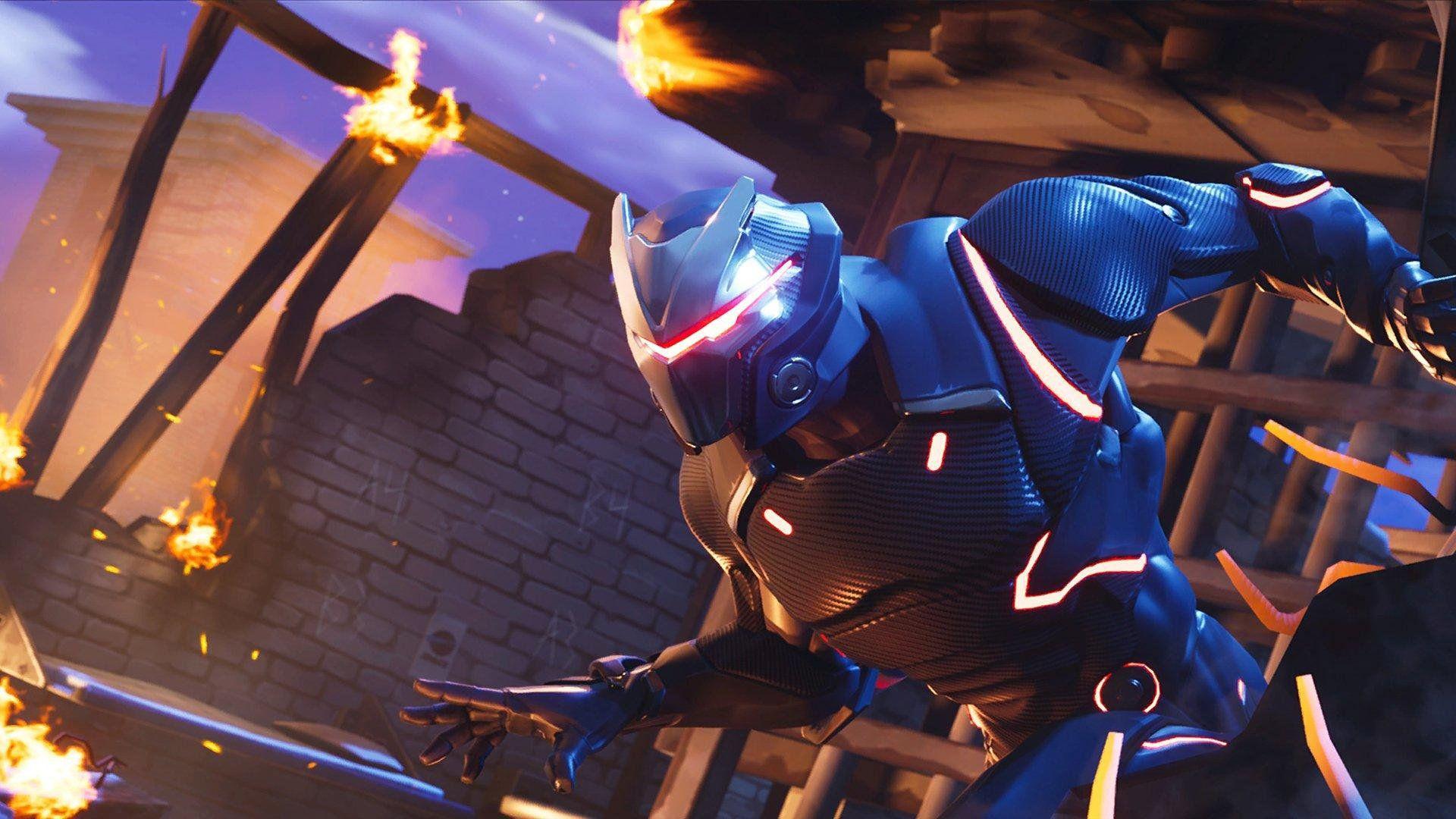 Fortnite Omega Fortnite Battle Star Epic Games