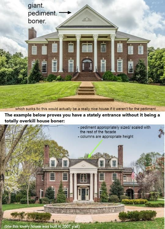 McMansion Hell Perfectly Describes Why You Hate That Fugly House  mtvcribs  vs  thetinyhouse ee9d9afeb