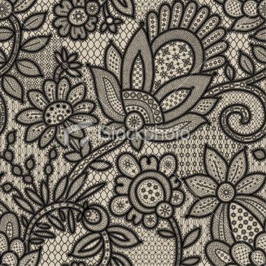 lace vector seamless