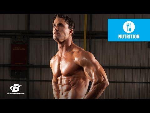 Nutrition Overview | MFT28: Greg Plitt's 4-Week Military Fitness Training Program