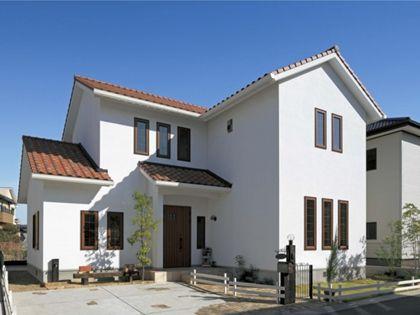 プロヴァンス風 外観 プロヴァンススタイル ホームウェア 住宅メーカー