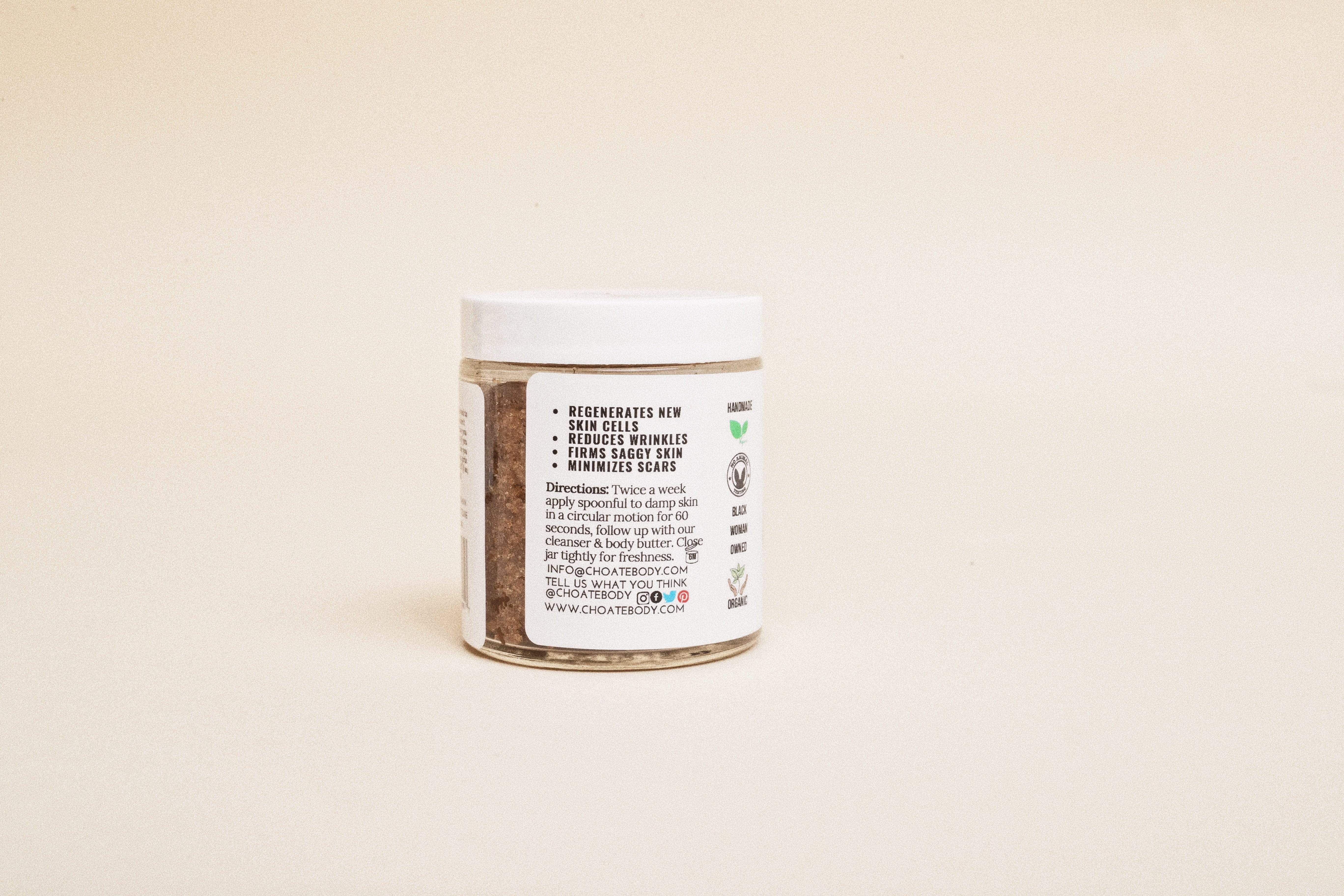 No. 3 Patchouli Hibiscus Face and Body Scrub