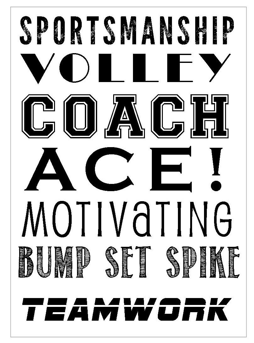Free Downloadable Classroom Poster We Couldn T Agree More Cheer Posters Volleyball Posters Cheer Signs