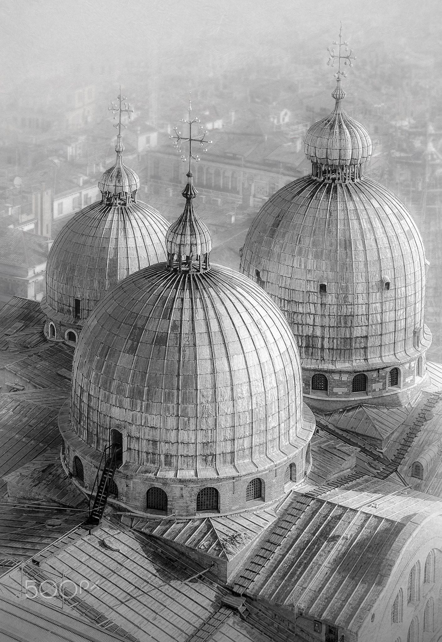 Basilica Di San Marco Venice Basilica Di San Marco As Seen From The Campanile Di San Marco San Marco Venice Basilica