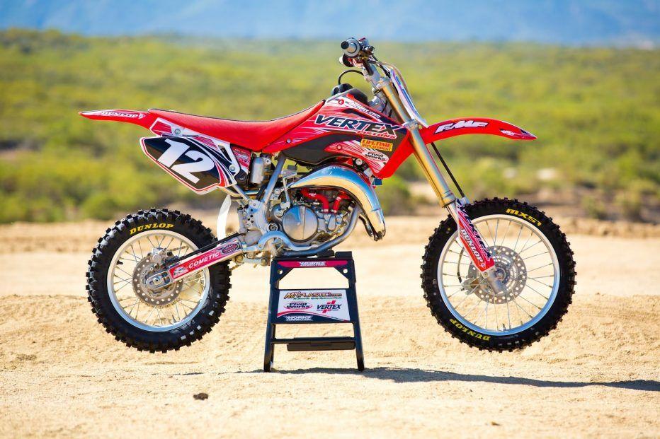 Racer X Tested Cr85cc Dirt Bike Motocross Bike