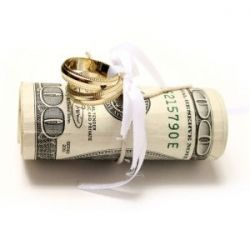 Average cost for the Top 10 Wedding vendors. Take a look at how to budget for your wedding! (image by Simply Events)