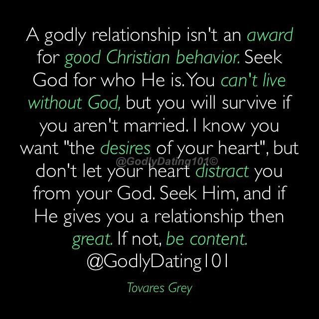 godly dating relationships