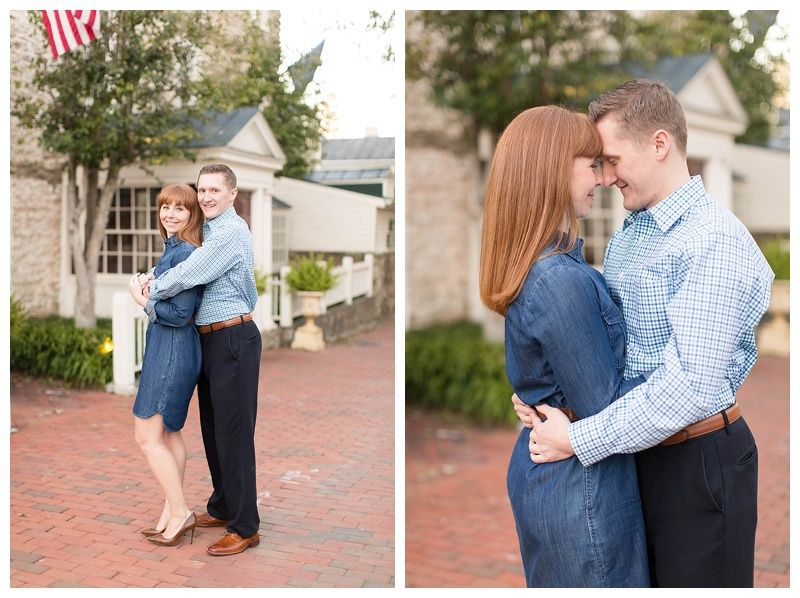Kirstin + Scott | A Beautiful Middleburg Engagement | Candice Adelle Photography | VA DC MD Wedding Photographer